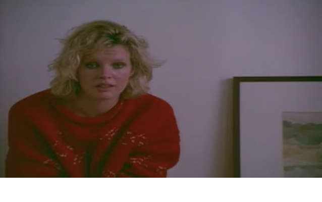 KimRedSweater